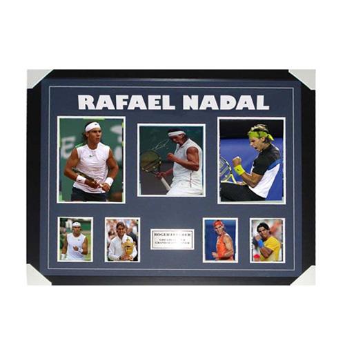 Rafael Nadal Signed