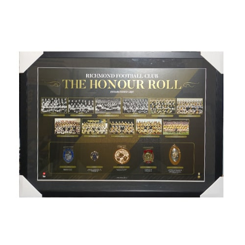 Richmond Honour Roll